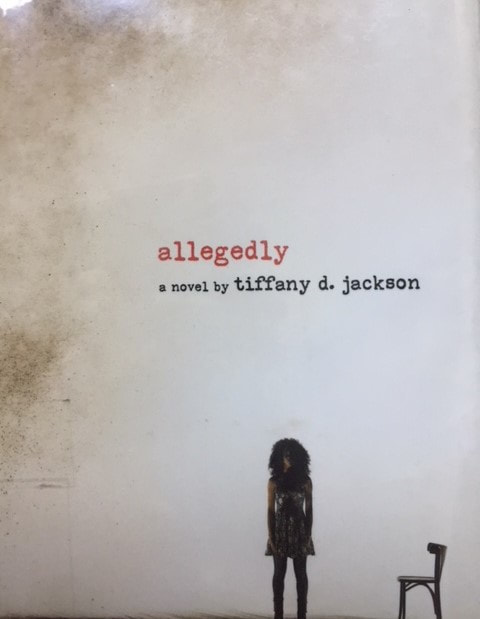 Allegedly book cover