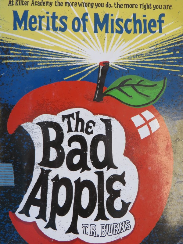 The Bad Apple - Merits of Mischief book cover