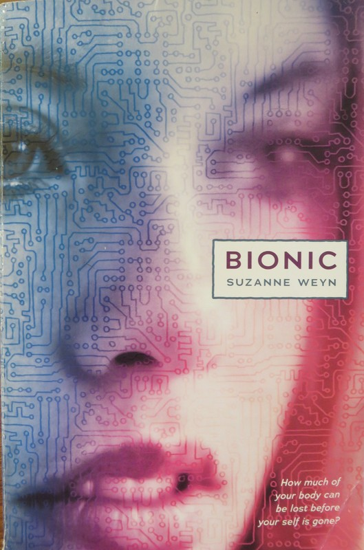Bionic book cover