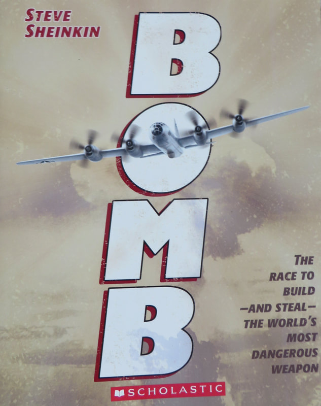 Bomb: The Race to Make - and Steal - the World's Most Dangerous Weaponbook cover