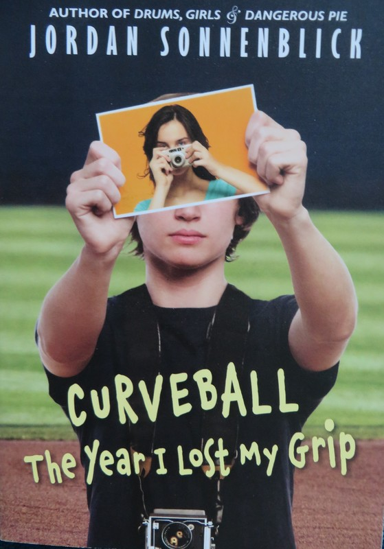 Curveball: The Year I Lost My Grip book cover