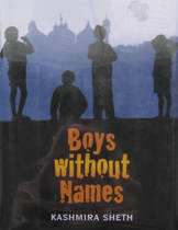 Boys Without Names book cover