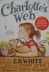 Charlotte's Web book cover