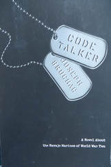 Code Talker book cover