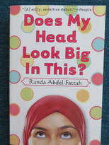 Does My Head Look Big in This? book cover