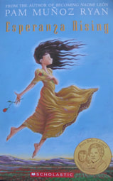 Esperanza Rising book cover