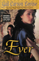 Ever book cover