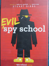 Evil Spy School book cover