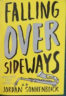 Falling Over Sideways book cover