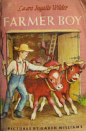 Farmer Boy book cover