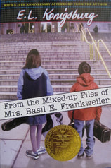 From the Mixed-up Files of Mrs. Basil E. Frankweiler book cover