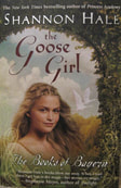 The Goose Girl book cover
