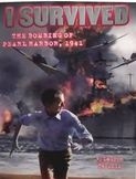 I Survived the Bombing of Pearl Harbor book cover