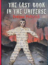 The Last Book in the Universe book cover