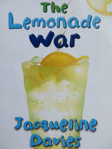 The Lemonade War book cover