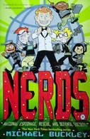 NERDS book cover