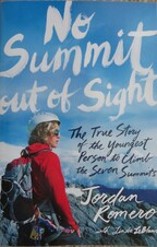 No Summit Out of Sight book cover