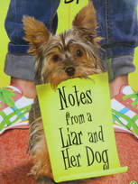 Notes from a Liar and Her Dog book cover
