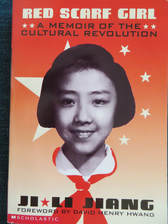 Red Scarf Girl book cover