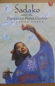 Sadako and the Thousand Paper Cranes book cover