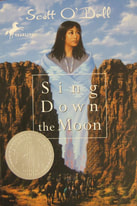 Sing Down the Moon book cover