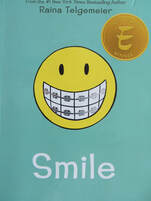 Smile book cover