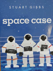 Space Case book cover
