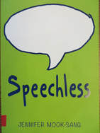 Speechless book cover