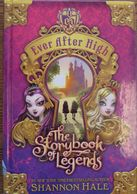 The Storybook of Legends book cover