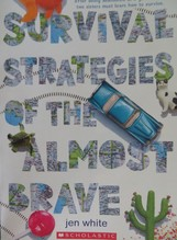 Survival Strategies of the Almost Brave book cover