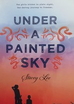 Under a Painted Sky book cover