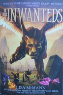 The Unwanteds book cover