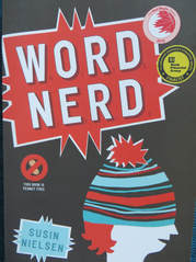 Word Nerd book cover