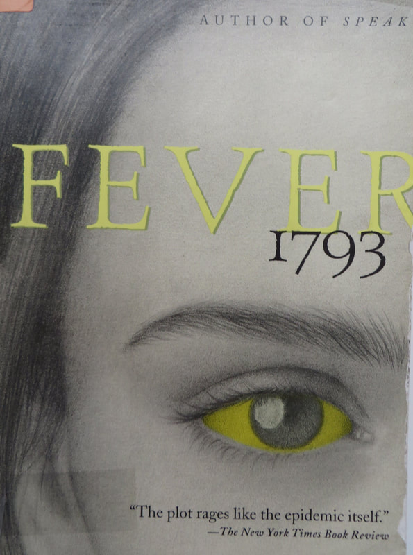 Fever, 1793 book cover