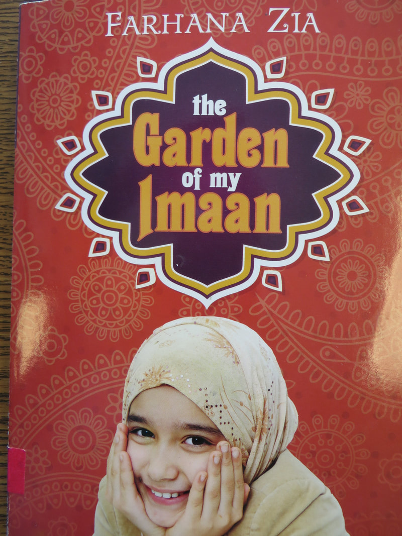 The Garden of My Imaan book cover