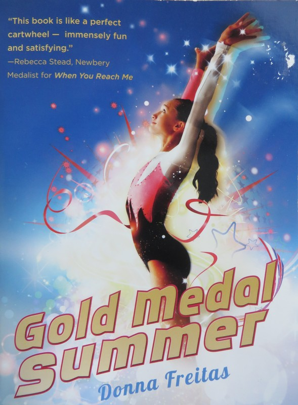 Gold Medal Summer book cover
