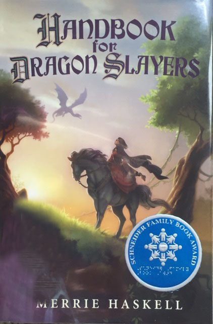 The Handbook for Dragon Slayers book cover