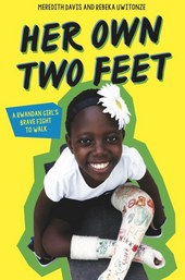 Her Own Two Feet book cover