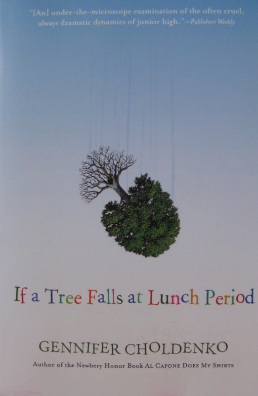 If a Tree Falls at Lunch Period book cover