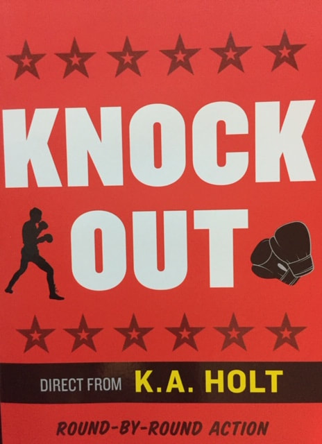 Knockout book cover