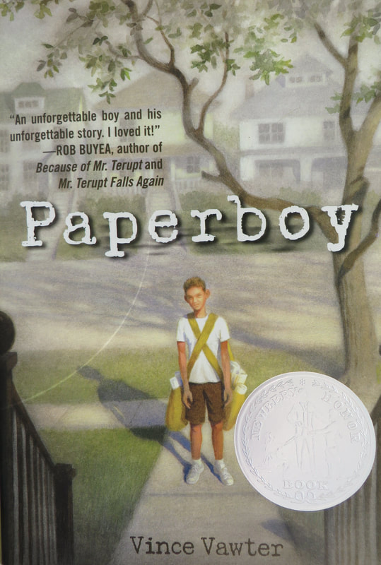 Paperboy book cover