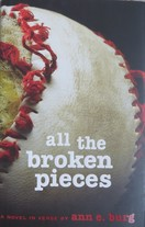 All the Broken Pieces book cover