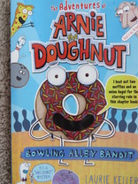 Arnie the Doughnut book cover