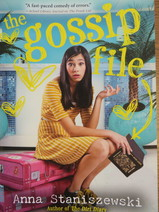 The Gossip File book cover