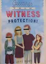 Greetings from Witness Protection book cover
