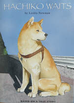 Hachiko Waits book cover