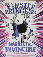 Hamster Princess book cover