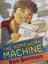 The Homework Machine book cover