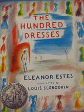 The Hundred Dresses book cover