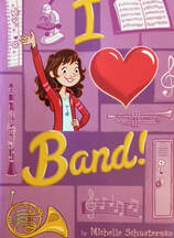 I Heart Band book cover